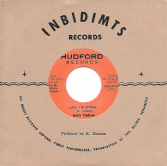 Keith Hudson - Like I'm Dying / Hudford All Stars - Crying Version (Hudford Records / Dub Store) 7""